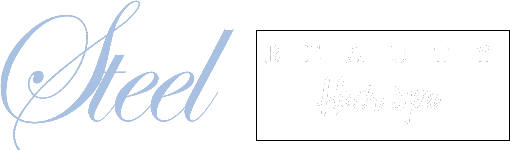 Steel Beauty Hair Spa Logo